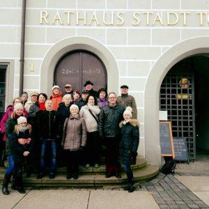 Ortsverein und Bürgerverein unterwegs in Torgau